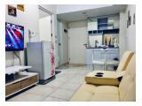 Sewa Apartemen Springlake View Summarecon Bekasi - 2 BR Pool View - New Fully Furnished Include Water Heater n Washing Machine