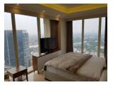 Disewakan Apartment Pondok Indah Residences,Type 3 BR , Fully Furnished, High Floor,View Golf