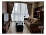 Fully Furnished 2BR apartemen size 83m2, Setiabudi Residence Tower B High Floor, kuningan  south Jakarta rasuna said & Fraser View