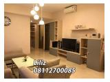For Rent Apartment 1 Park Avenue Gandaria – 2 / 2+1 / 3 Bedrooms (All Type Available)