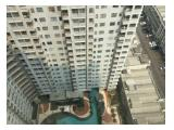 Sewa & Jual Cepat (BU) Apartemen Sudirman Park di Jakarta Pusat - 2 BR Furnished