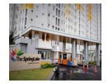 disewakan Apartment Springlake summarecon bekasi sebrang mall SMB - 2BR Unfurnished