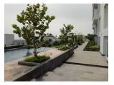 disewakan apartemen studio treepark cikokol