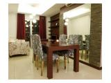 Jakarta Residences Apartment Cosmo Mansion Thamrin 3 Bedrooms for Rent‏ (Fully Furnished)