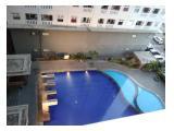 Sewa apartemen harian studio dan 2 kamar Green Pramuka city Jakarta pusat