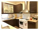 Rent and Sell Senayan Residence Apartment 3BR Full Furnished