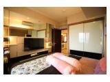 Sewa Apartemen Aston Braga City Walk Bandung - Type 2 Bedroom Luas 58 m2 Semi Gross