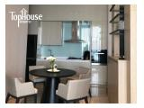 For Rent Lavie Suite Kuningan Jakarta, Luxurious Residence, Brand New Furnished 2 Bedroom
