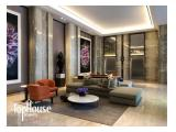 For Rent Casagrande Residence 2 Bed, Fully Furnished, 15jt/Month, Connecting Mall Kota Kasablanka Jakarta