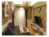 Disewakan Apartemen Signature Park Grande - 2BR Fully Furnished & Decorated View City