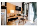 Sewa apartemen menteng park cikini siap huni tipe Studio / 2 Bedroom