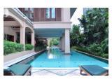 Disewakan Apartemen Menteng Eksekutif di Jakarta Pusat 1 / 2 / 3BR – Full furnished and New Renovated