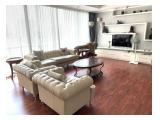 Ascott Thamrin for rent 3+1 bedroom 220sqm