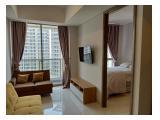 Jual Sewa Apartemen Taman Anggrek Residence-Studio, 1BR, 2BR, 3BR, Condominium - Semi Furnish / Furnish