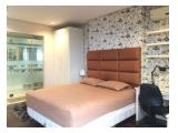 For Rent Apartment Kemang Mansion, Jakarta Selatan – (Type Studio, 1, 2, 3 BR) Nice Furnished & With Balcony