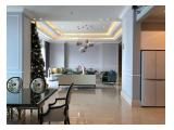 For Rent Raffles Apartement Ciputra World - Kuningan, South Jakarta, 4br With Private Lift 480m2