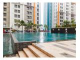 Pool View Studio Apartment Ara Residence near Gading Serpong By Travelio