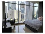 Luxurious Amenities in furnished 3BR 2 baths South hills Apartment Kuningan Jakarta