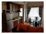 2 Bedroom Apartement @ Sudirman Park for RENT