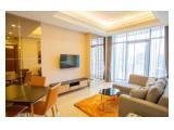 Disewakan Apartemen South Hills Kuningan Jakarta Selatan – 2 Bedrooms 83 m2 Luxurious Fully Furnished