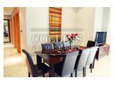 Disewakan / Dijual Apartmen Senayan Residence - Available 2 BR / 3 BR (Fully furnished)