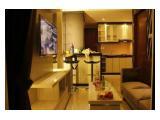 Dijual/Disewakan Apartemen 1BR & 2BR Full Furnished di Signature Park Grande || For Sale/Rent 1BR & 2BR Apartment Full Furnished at Signature Park Grande