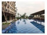 Disewakan/Dijual Apartmen Azalea Suites (Green Palace Cikarang) - Studio Suite 44 m2 Fully Furnished
