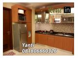 For Rent Apartment Denpasar Residence Kuningan City Ready All Type 1/2/3 Bedroom Full Furnished