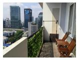 For Rent Apartment Ambassade Residences Jakarta Selatan – 3 BR 100m2 Fully Furnished