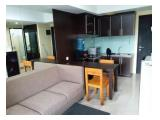 For Rent Apartment The Wave at Rasuna Epicentrum - 1 Bedroom Size 40m2 Middle Floor Good Furnished by ASIK PROPERTY