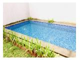 Swimming Pool at the Back Garden