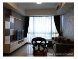 Disewakan / Dijual Apartemen Kemang Village Jakarta Selatan – Studio / 1 / 2 / 3 / 4 BR / Penthouse – Fully Furnished
