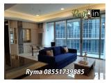 For Rent Apartment Anandamaya Residence Sudirman 3 Bedroom Middle Floor Ready To Move In