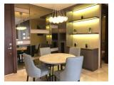 Sewa dan Jual Apartemen The Elements Kuningan, Jakarta Selatan - 2 / 3 BR Semi / Fully Furnished