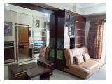 Disewakan cepat Apartemen Sunter Park View 2 BR - Full Furnished