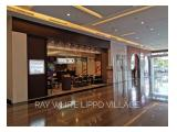 Sewa Apartemen Nine Residence di Jakarta Selatan – Type Studio, 1 BR, 2 BR – Fully Furnished by Ray White Lippo Village