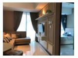 Sewa Apartemen Casa Grande Phase II 2BR (76Sqm) Fully Furnished - Casablanca, Jakarta Selatan