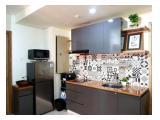 Baru Direnovasi Pejaten Park Residence 1 BR PJTN1000A (Bisa Dicicil)