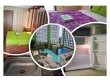 Sewa Apartemen Green Lake View - Studio, 2BR Mingguan, bulanan dan tahunan