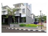 Disewakan Fully Furnished Luxury Town House Cosmo Park Thamrin City 3+1 BR