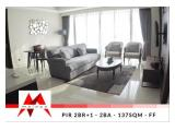 Disewakan Apartemen Pondok Indah Residence, 1BR , 2 + 1 BR, 3 + 1 BR. Brand New, Nice Furnitures, Spacious at Friendly Price, by Malago Project