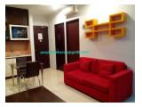 Casablanca Mansion Sewa 2, 2+1, 3 dan 3+1 BR Fully Furnished Jakarta Selatan