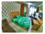 Disewakan Apartemen Kalibata City 2 Bedroom dan Studio Full Furnished