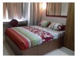 Disewakan Apartemen Casablanca Mansion di Jakarta Selatan – 3 BR 62 m2 Fully Furnished