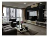 For Rent / Sell 1 Park Residence Apartement Gandaria – 3 BR Full Furnished - Tower B 15th Floor Pool View - Best Price