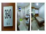 disewakan Apt Tifolia 2 Bedroom 43 m2 View Kelapa Gading