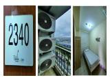 disewakan Apt Tifolia 2 Bedroom 43 M2