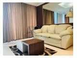 For rent Apartment Residence 8 Senopati ~ South Jakarta 1/2/3 br