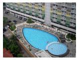 disewakan HARIAN/MINGGUAN/BULANAN apartemen margonda residence II type studio full furnished BEST VIEW