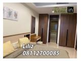 For Rent Apartment Pondok Indah Residence 1 Bedroom High Floor Fully Furnished